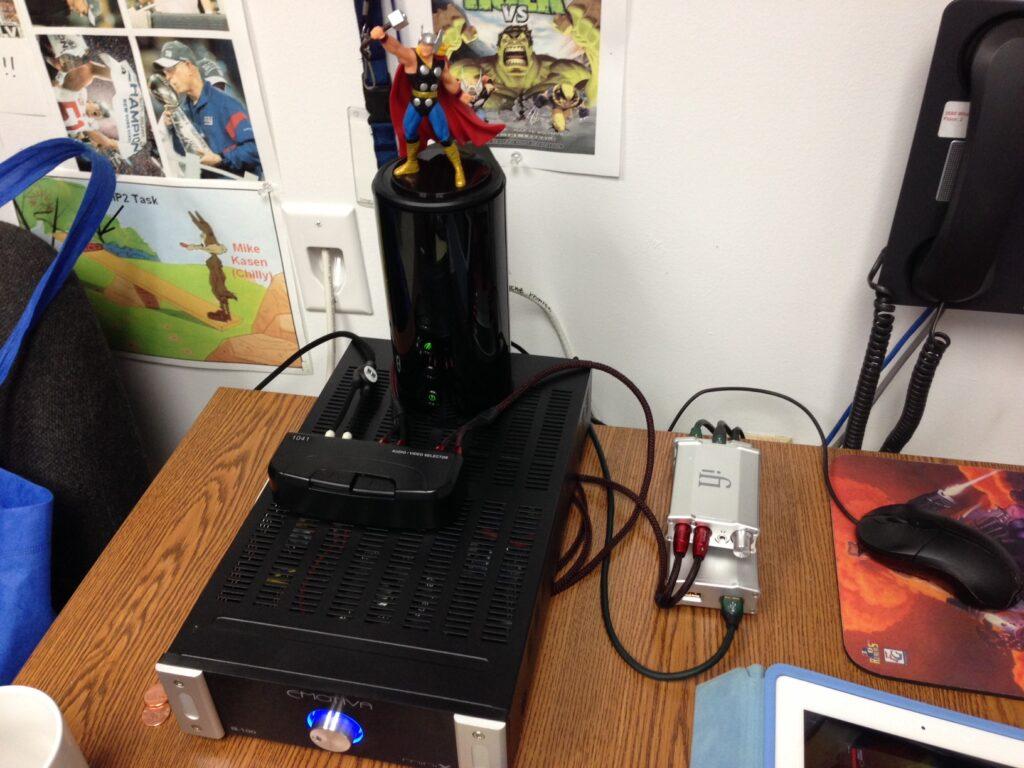 office audio gear 2