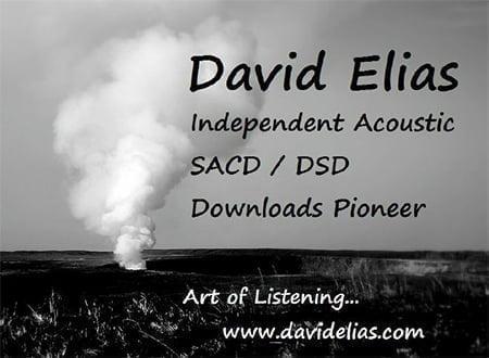 Public Release - 2 x David Elias DSD tracks   iFi audio