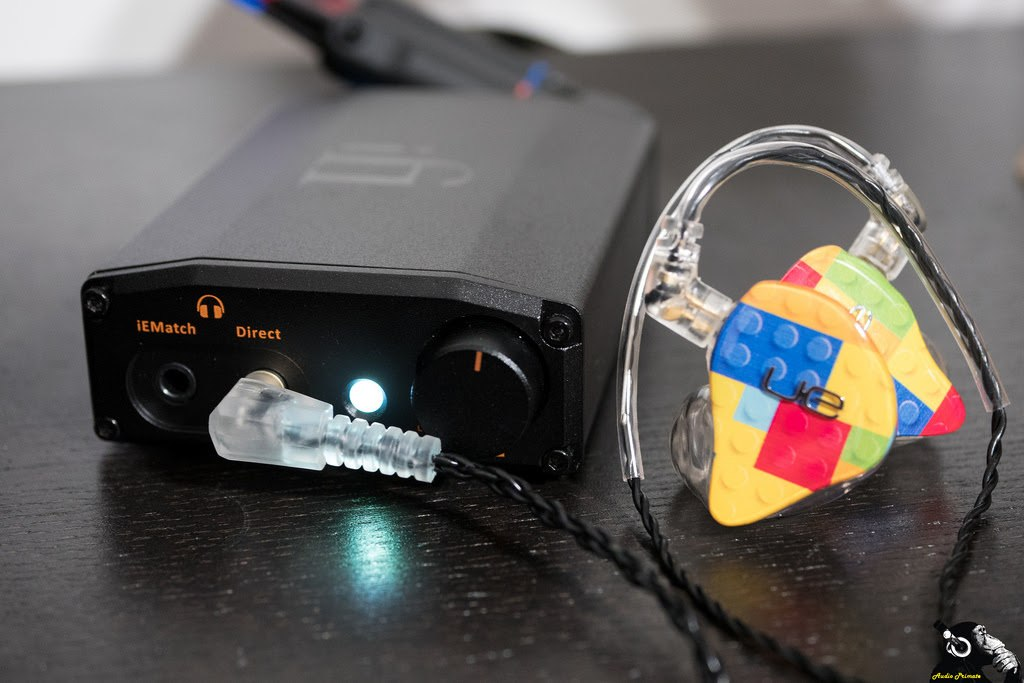 iFi nano iDSD BL: Great genes in this DAC family  Wallet happy price