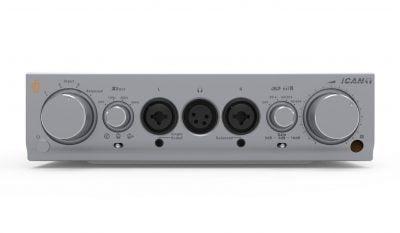 Pro iCAN Headphone Amp by ifi Audio