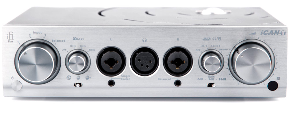 Pro iCAN by iFi audio
