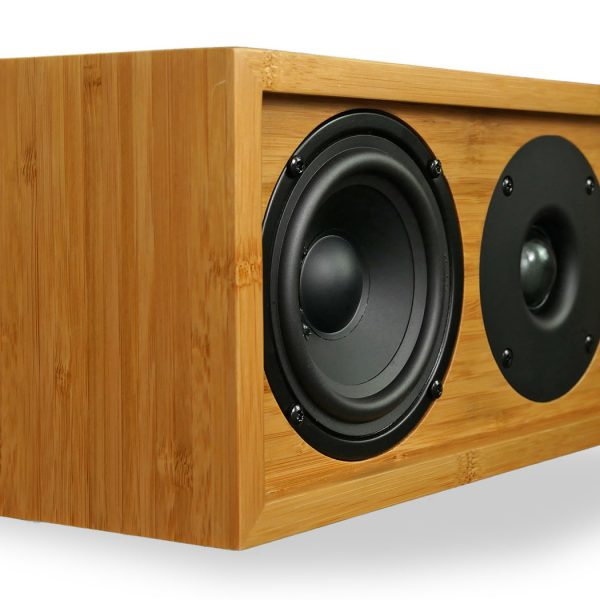 Retro LS3 5 by iFi audio | Distortion-free Bamboo Speaker System