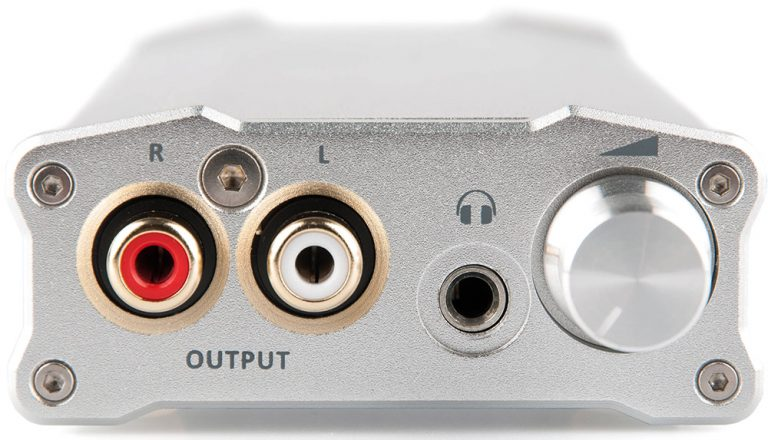 micro iDAC2 BL by iFi audio