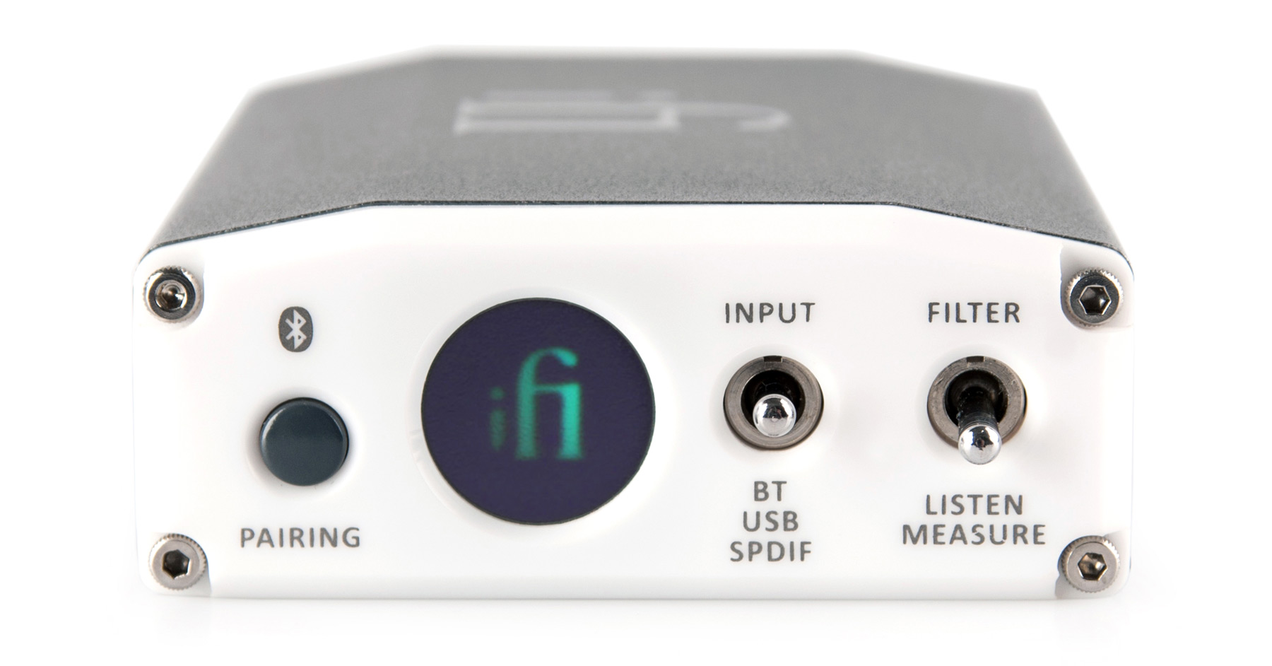 Nano Ione By Ifi Audio Home Dac With Bluetooth Noise Filter For Stereo System
