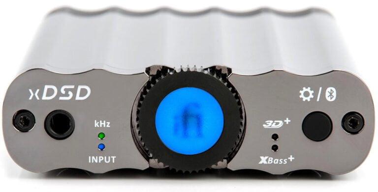 xDSD by iFi audio