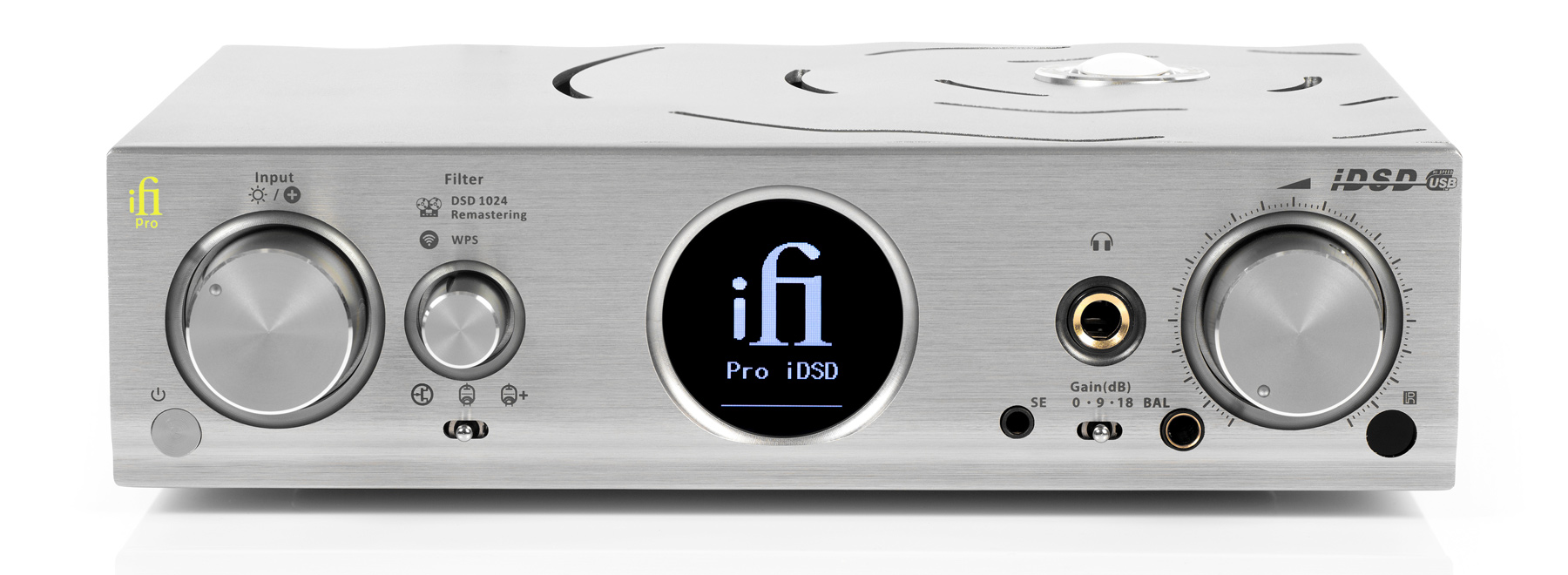Pro iDSD by iFi audio | Solid State or Tube DAC, WiFi Streaming