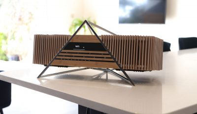 iFi audio Aurora - all in one music system