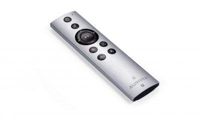 iFi audio Aurora remote control