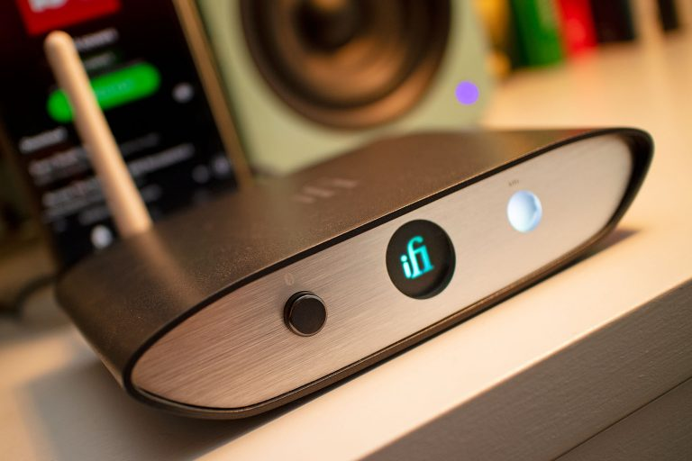 Zen Blue - the ultra-affordable DAC from iFi audio