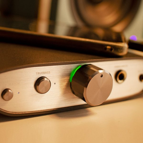 Zen DAC — DAC/headphone amplifier