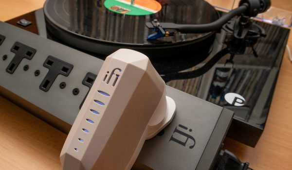 iPower X by iFi audio — Perfect for use with Pro-Ject Turntables