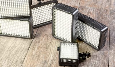 iPower for LED Photography Lights