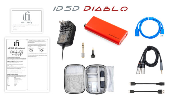 iDSD Diablo from iFi audio