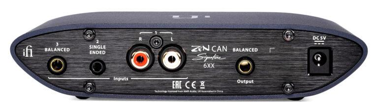 ZEN CAN Signature 6XX from iFi audio