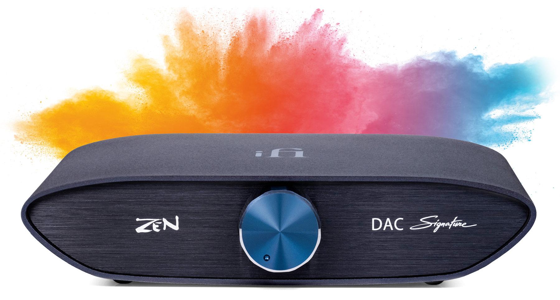 ZEN DAC Signature from iFi audio