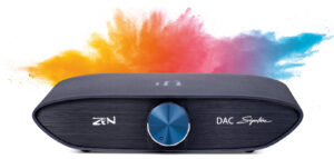 ZEN DAC Signature from iFi audio