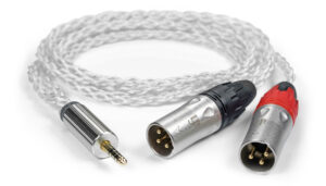 4.4mm to XLR Cable from iFi audio