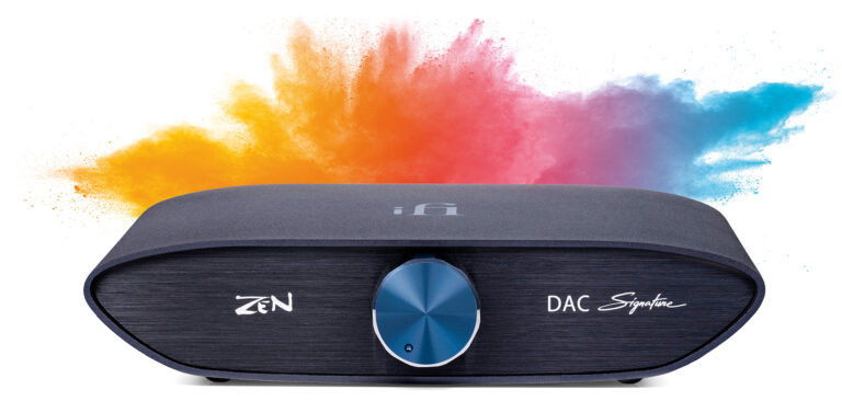 ZEN DAC Signature V2 from iFi audio