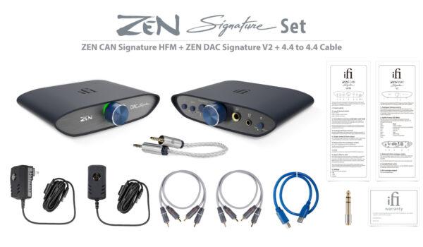 ZEN Signature Set HFM from iFi audio